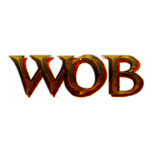 War of Beru - Mighty Hero Logo